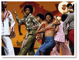 new edition soul train dancers